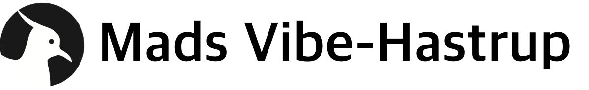 Mads Vibe-Hastrup logo 1